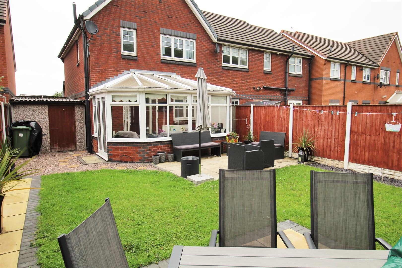 3 Bedrooms, House - Semi-Detached, Barberry Crescent, Bootle